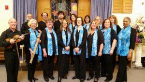 choir april sm 2016